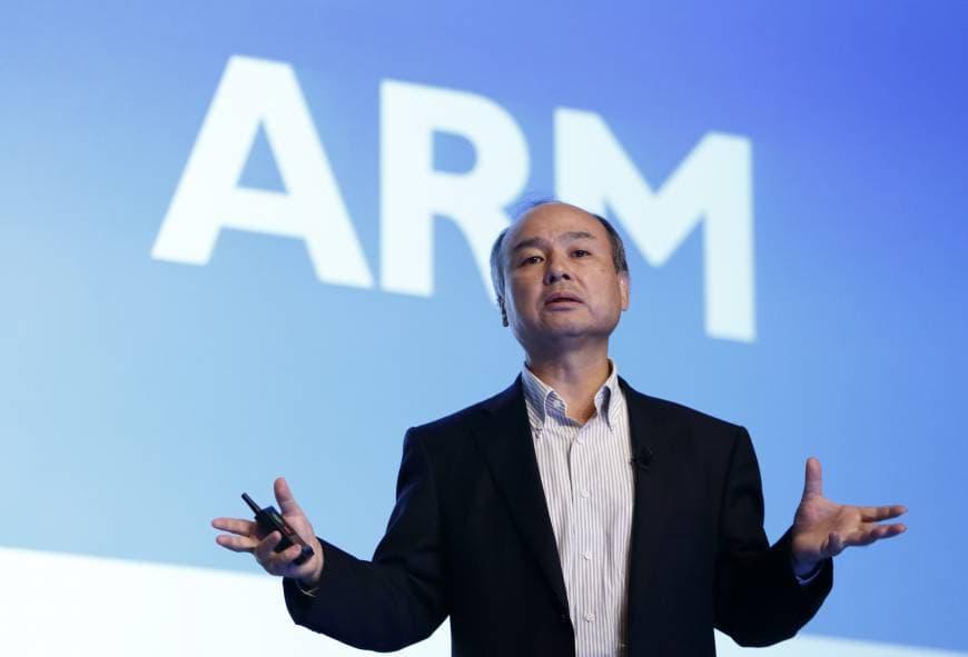 อ่านเกมส์ขาดในการลงทุนใน ARM ผู้ผลิตชิพ มือถือ