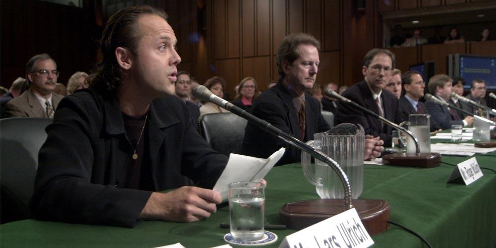 วงชื่อดังอย่าง Metallica ใช้การฟ้องศาลเพื่อหยุดการเผยแพร่