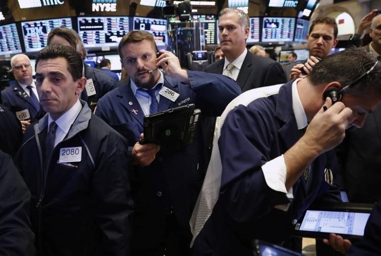 Wall Street กำลังปั่นป่วน กับการเข้ามาของ Robot