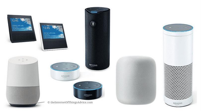 เหล่า Smart Speaker แบรนด์ต่าง ๆ