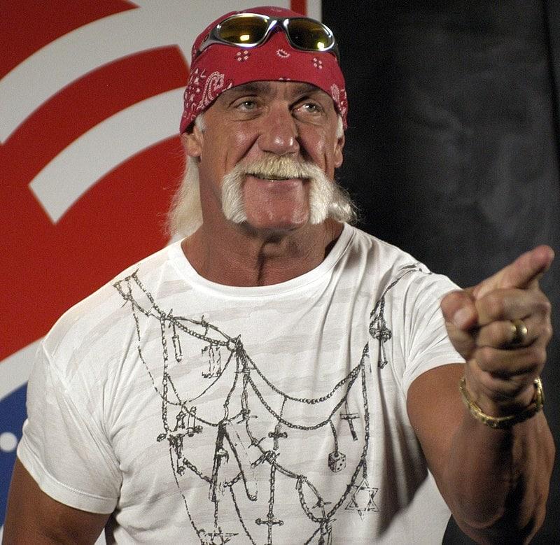 Hulk Hogan ที่ออกมาดำเนินคดีฟ้องร้อง