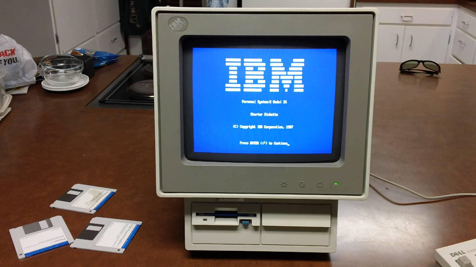 IBM PS2 ความผิดพลาดที่ไม่น่าให้อภัยของ IBM