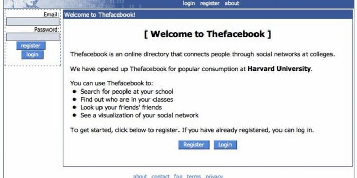 thefacebook มีความเสี่ยงที่จะหยุดทำงาน