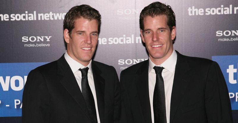 สองพี่น้อง Winklevoss