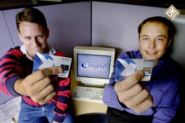 เคยร่วมกับ elon musk สร้าง paypal ปฏิวิตการชำระเงินออนไลน์มาแล้ว