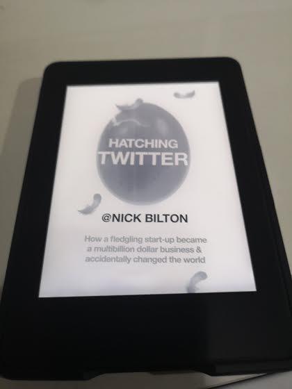 จากหนังสือ Hatching Twitter ของ Nick Bilton