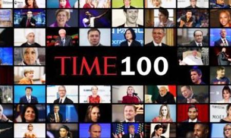 เอฟ และ บิซ ได้รับเสนอชื่อเป็นบุคคลผู้ทรงอิทธิพลของโลกในนิตยสาร Time