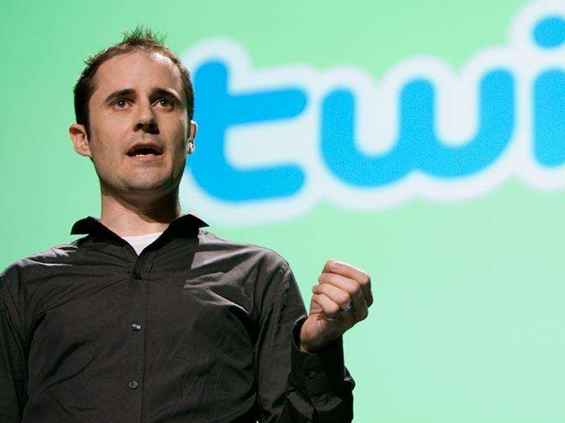 เอฟ (Evan William) ผุ้ที่กำลังถูกบีบออกจาก CEO Twitter