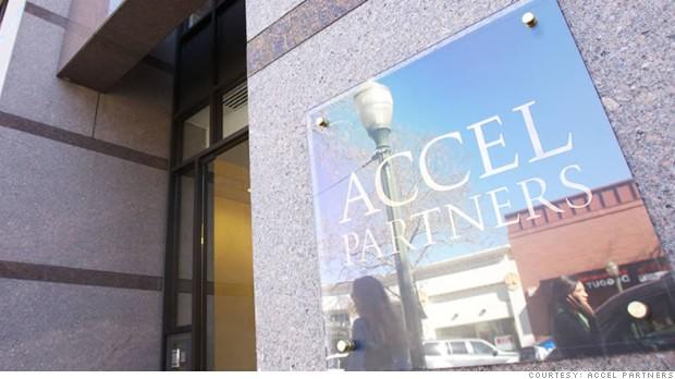 Accel Partner ที่ในที่สุดก็ได้ร่วมลงทุนกับ facebook