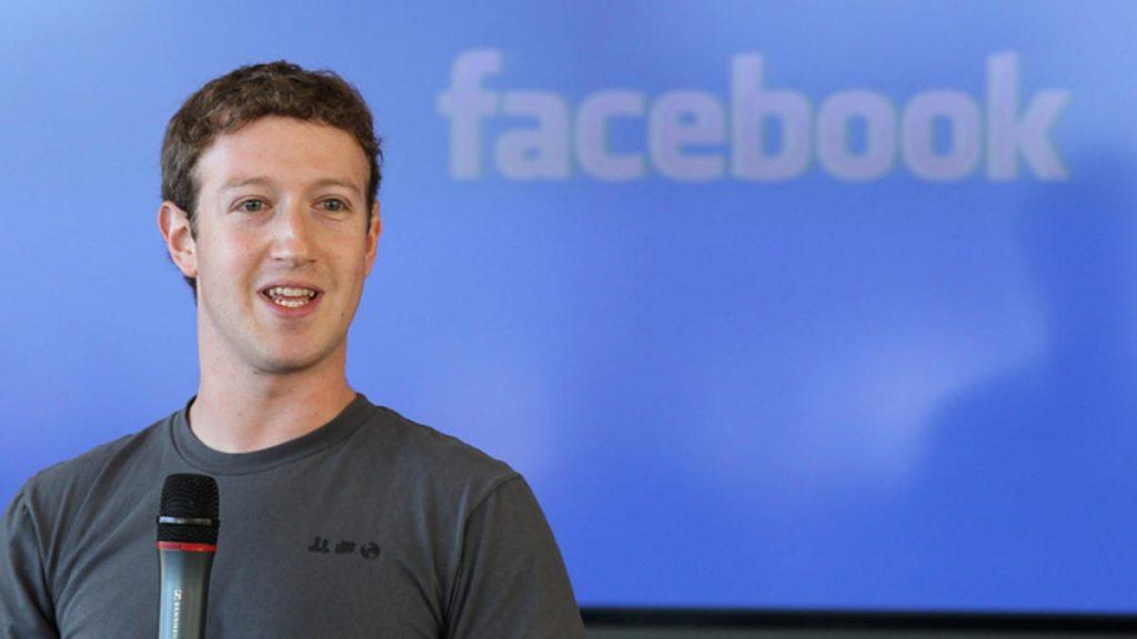 มาร์ค ซัคเคอร์เบิร์ก CEO บริหาร facebook มาจนถึงปัจจุบัน