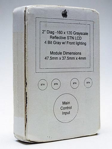 โมเดล iPod จากโฟม เพื่อให้ จ๊อบส์ ได้ตัดสินใจ