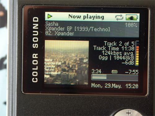 PortalPlayer 5002 ที่ใช้เป็นต้นแบบของ iPod รุ่นแรก