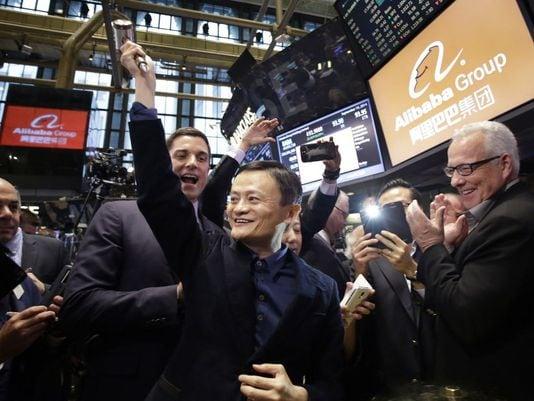 แจ๊ค พา อาลีบาบา พิชิตเป้าหมายสุดท้ายคือการเข้าตลาดหลักทรัพย์ที่อเมริกาได้สำเร็จ