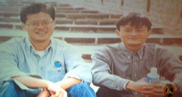 ความสัมพันธ์กับ เจอร์รี่ หยาง แน่นแฟ้น ตั้งแต่เมื่อครั้งเยือนจีนครั้งแรก