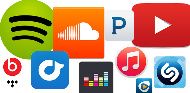 Online Music Streaming ที่มีให้เลือกมากมายในปัจจุบันเป็นส่วนสำคัญ