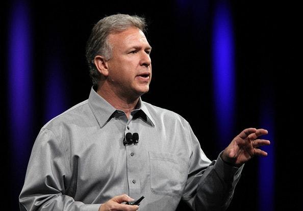 ฟิล ชิลเลอร์ ผู้คิดค้น idea trackwheel ของ iPod