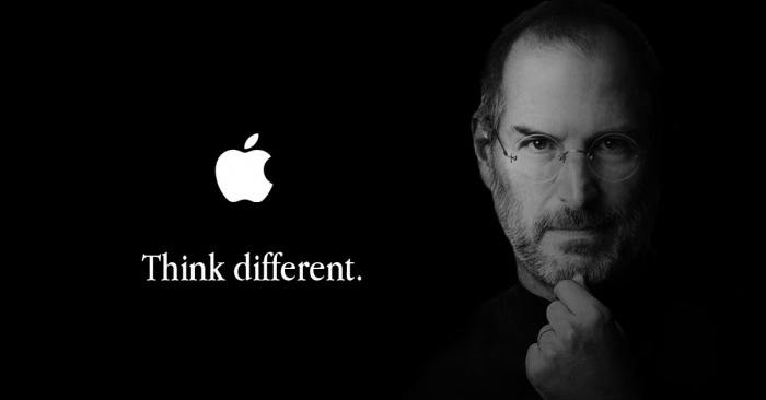 Think Different เป็น DNA ของ apple โดยการนำของจ๊อบส์