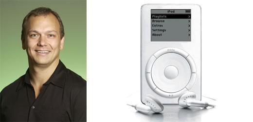 ฟาเดลล์ เป็นผู้นำทีมสร้าง iPod