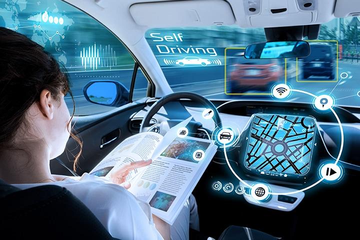 AI คอยคอนโทรลทุกอย่างในระบบรถยนต์