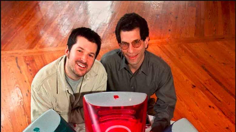 สองทีมงานคุณภาพ ไอฟฟ์ และ รูบินสไตน์ ผู้ที่จะมีบทบาทสำคัญใน apple ยุคใหม่ของจ๊อบส์