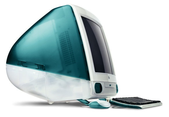 งานดีไซน์ ของ ไอฟฟ์ ประสบคามสำเร็จอย่างสูงกับ iMac