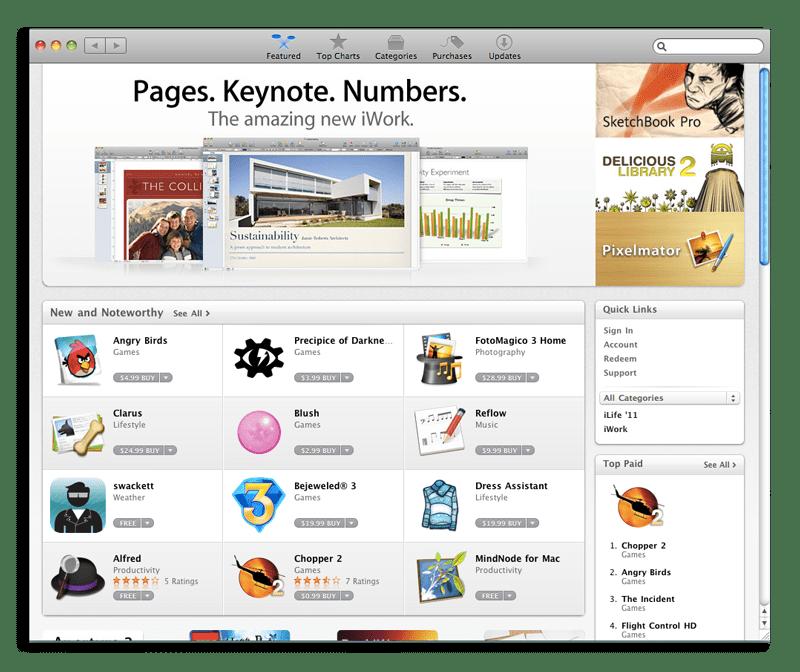 จาก iTunes Store ที่ขายเพลงพัฒนามาจนเป็น App Store สำหรับ iPhone ในที่สุด