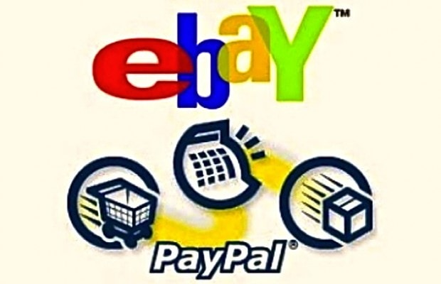 ebay ที่ผูกบริการชำระเงิน paypal ในขณะนั้น