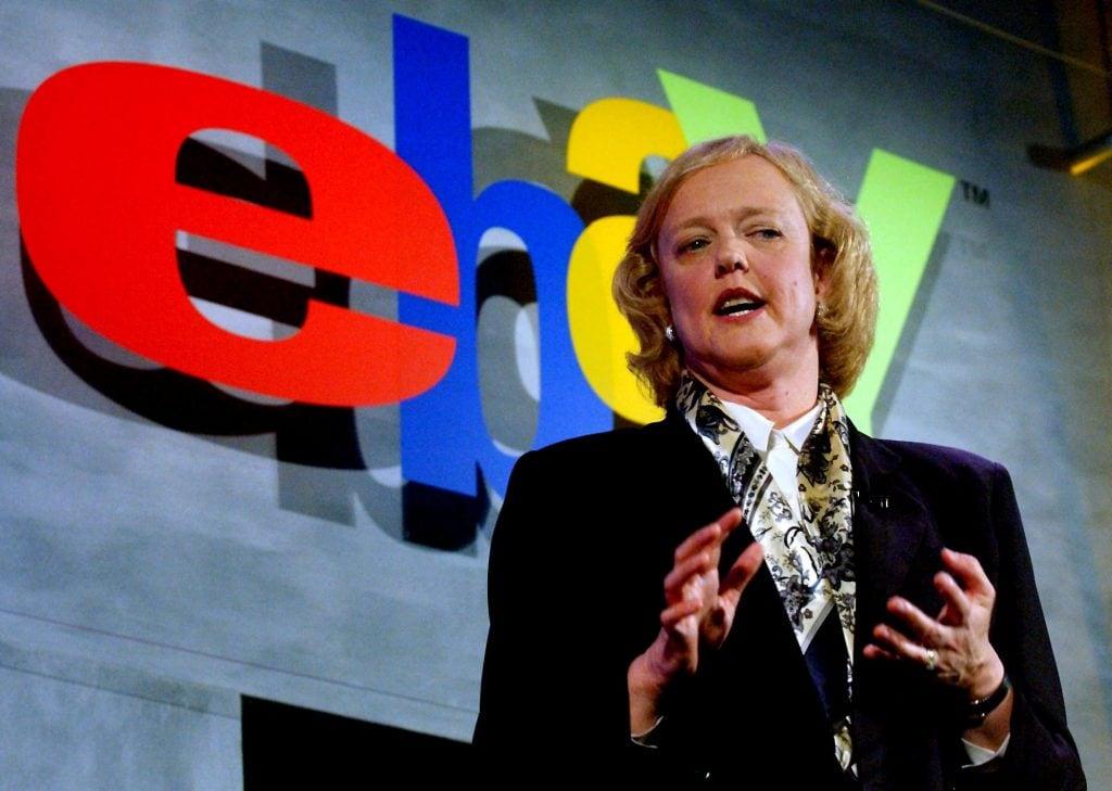 Meg Whitman CEO ebay ประกาศจะยึดจีนภายใน 18 เดือน