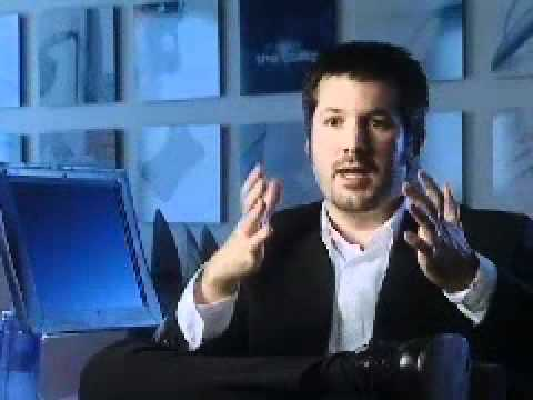 Jony Ive ในสมัยเริ่มงานกับ apple ใหม่ ๆ