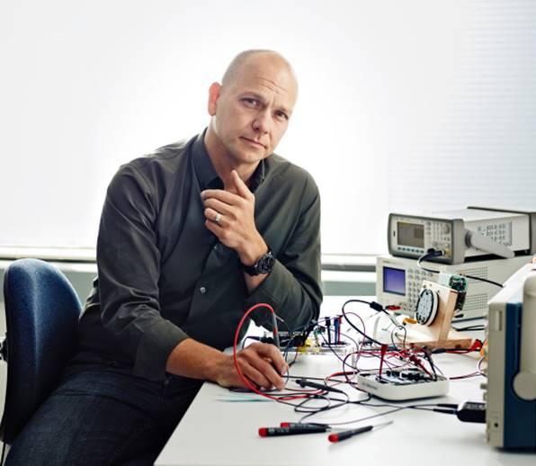 ฟาเดลล์ หนึ่งใน keyman คนสำคัญในการสร้าง iPod