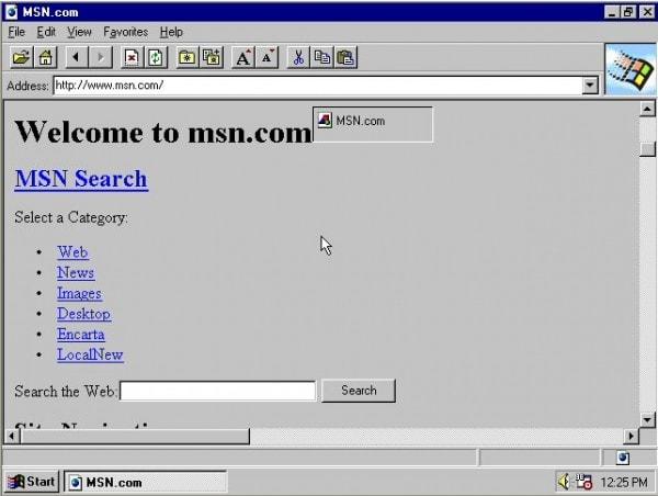 Microsoft ออก Internet Exproler มาแถมกับระบบปฏิบัติการ เพื่อฆ่า Netscape