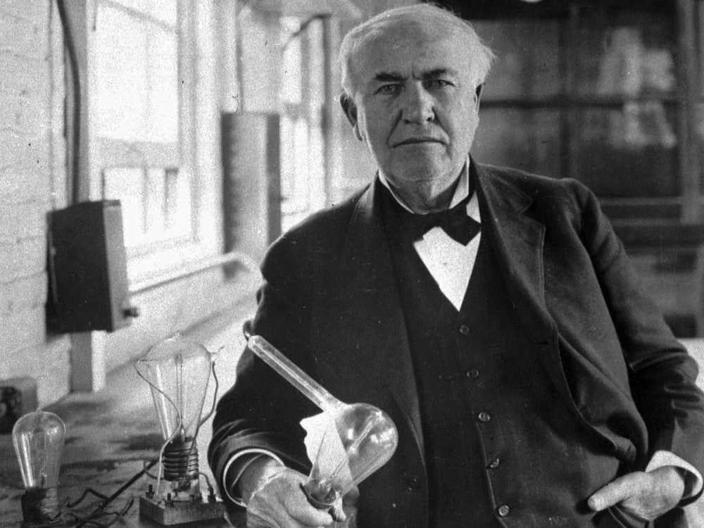 Morgan มาพบกับนักประดิษฐ์ชื่อก้องโลกอย่าง Thomas Edison
