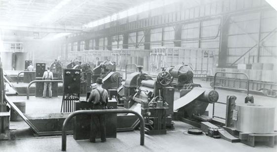การควบรวมจนกลายเป็นบริษัท U.S Steel บริษัทที่ใหญ่ที่สุดในโลก