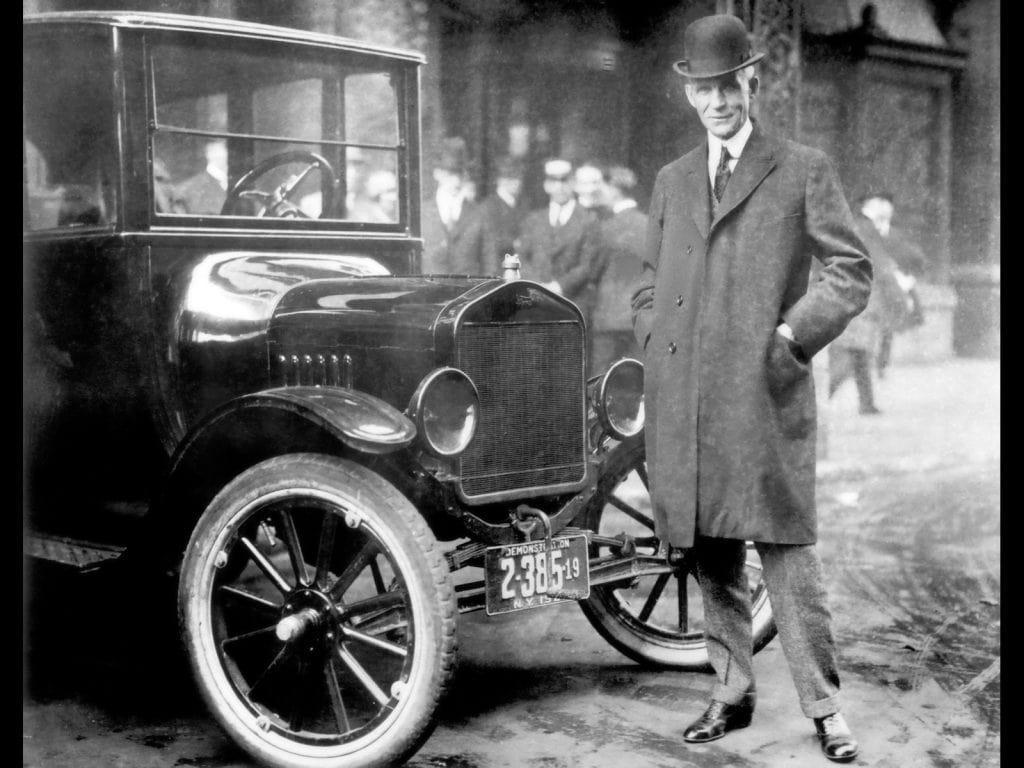 Henry Ford นักธุรกิจรุ่นใหม่ที่ต้องการสร้างรถยนต์ให้ประชาชนทั่วไปเข้าถึงได้