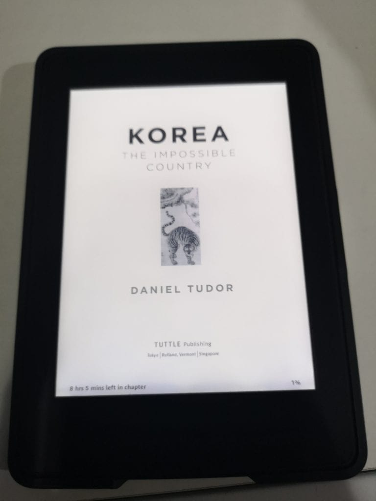 หนังสือ Korea The Imppossible Country