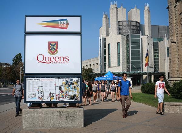 มัสก์เลือกเรียนที่ Queen's University เพราะที่นี่สาว Hot กว่าใคร