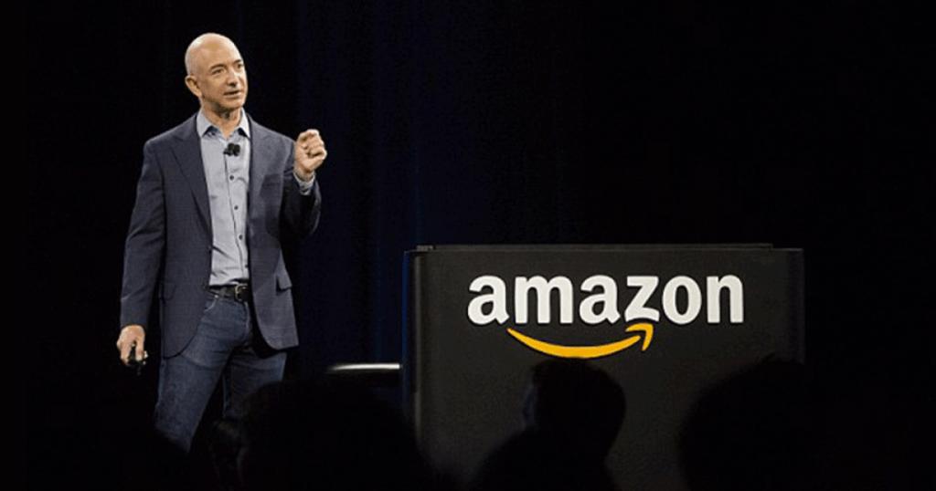 เจฟฟ์ เบซอส สามารถโน้มน้าวผู้ร่วมงานให้เห็นถึงภารกิจที่ยิ่งใหญ่ของ amazon