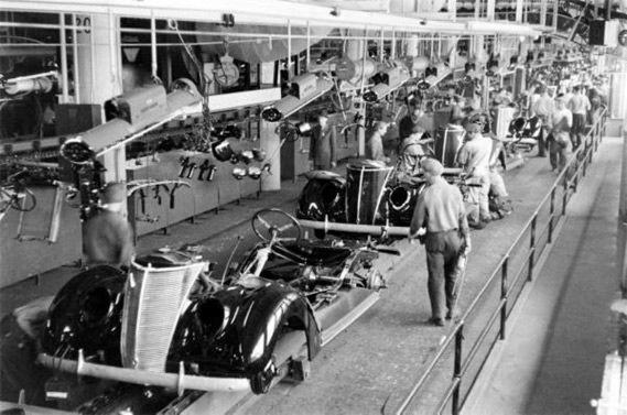 สายการผลิต หนึ่งในสุดยอดนวัตกรรมของ Henry Ford ที่เปลี่ยนโรงงานอุตสาหกรรมไปตลอดกาล