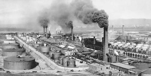 Standard Oil กลายเป็นบริษัทยักษ์ใหญ่ของอเมริกา