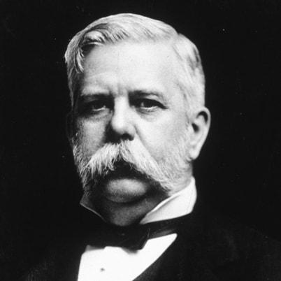 george-westinghouse ผู้ลงทุนคนสำคัญของ นิโคลา เทสลา
