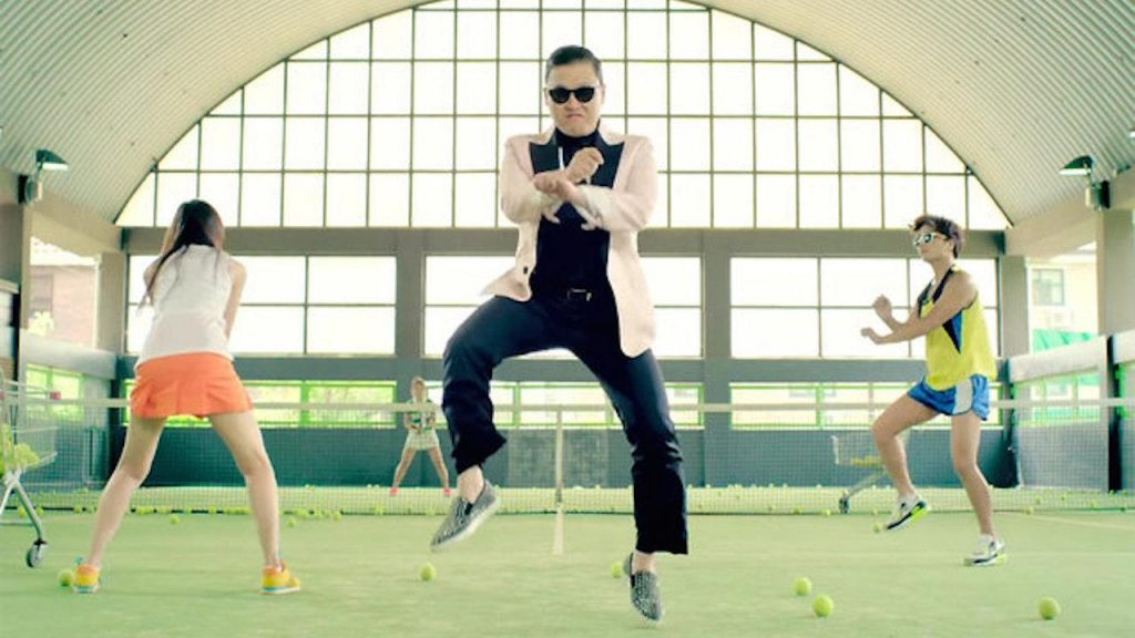 PSY กับ Gangnamstyle ที่ทำลายทุกสถิติเลยก็ว่าได้