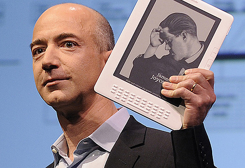 เจฟฟ์ เปิดตัว Kidle อย่างเป็นทางการในปี 2007 และได้เปลี่ยนวงการหนังสือไปอย่างสิ้นเชิง