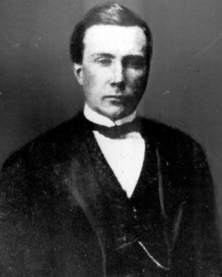 John d. Rockefeller ในวัยหนุ่ม กำลังสร้างธุรกิจน้ำมัน