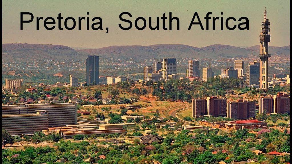 ย้ายมาอยู่ Pretoria ที่แอฟริกาใต้