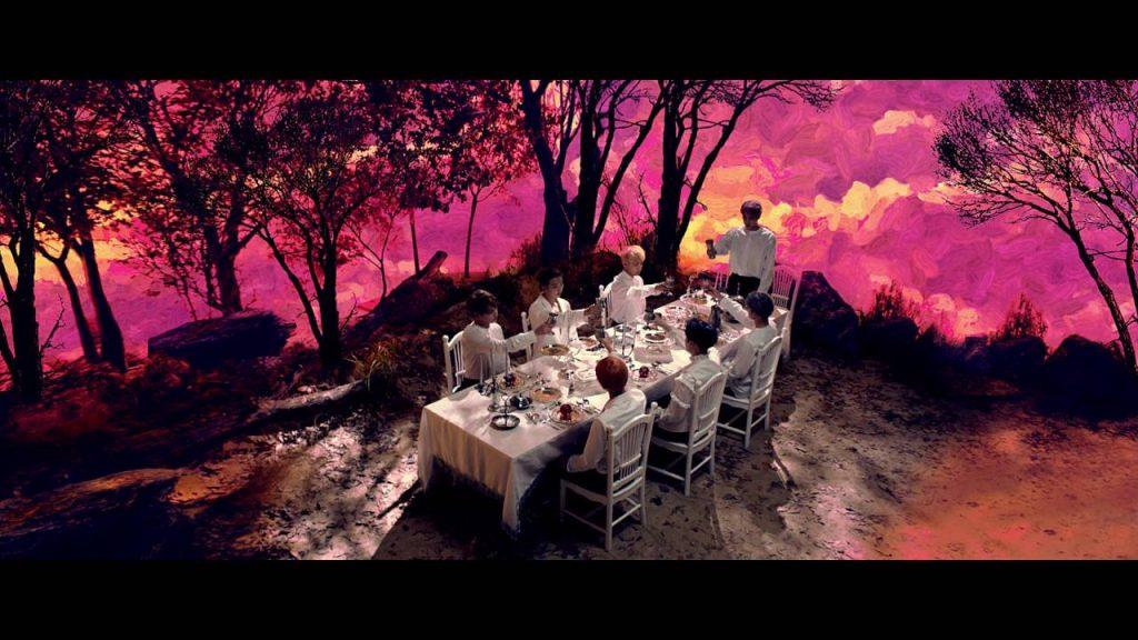 ตัวอย่างจาก MV Blood Sweet Tears