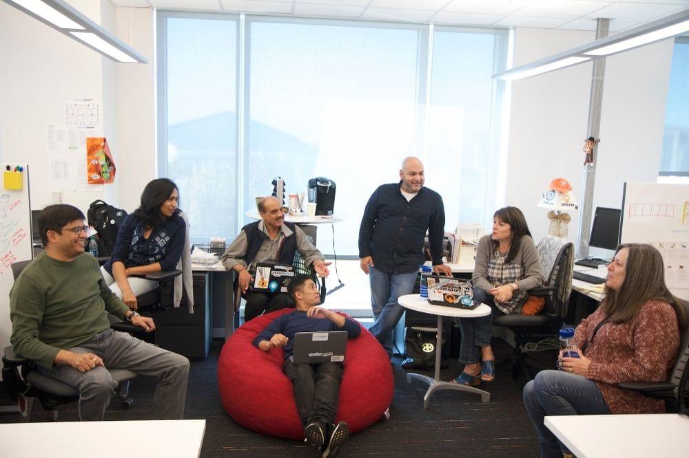 Lab126 หน่วยงานที่รวบรวมอัจฉริยะ เพื่อสรรสร้างสิ่งใหม่ ๆ ให้กับ amazon