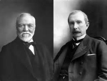 สุดท้ายก็เจรจาผลประโยชน์ลงตัวระหว่าง Carnegie และ Rockefeller