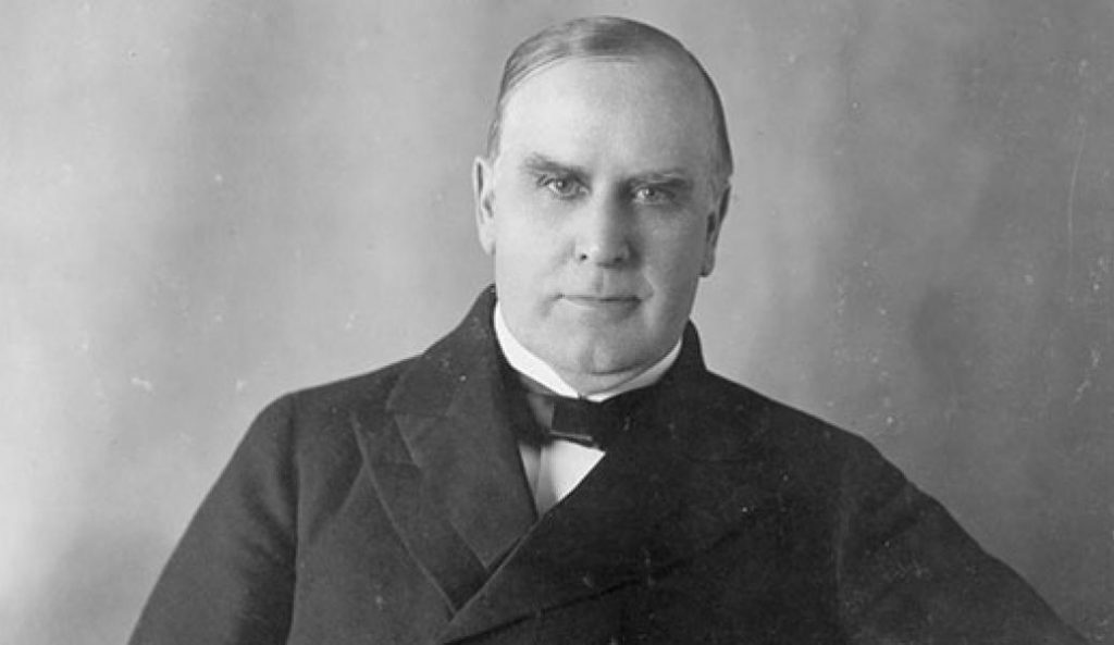 William Mckinley ผู้มาเป็นตัวแทนของเหล่าผู้มีอิทธิพล