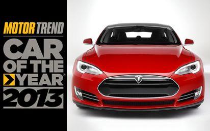 รถยนต์แห่งปีจากนิตยสาร Motor Trend