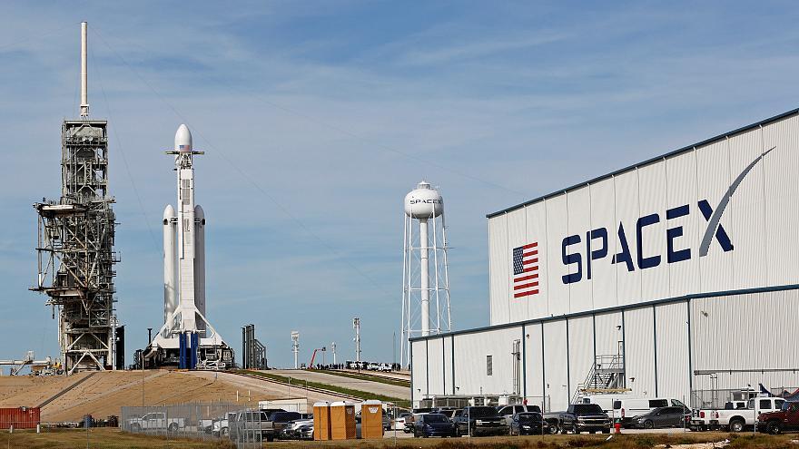 SpaceX ได้ถือกำเนิดขึ้นในที่สุด